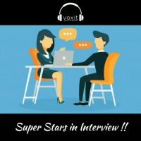 Super Stars in Interview