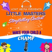 Little Masters Storytelling Contest Grand Finale